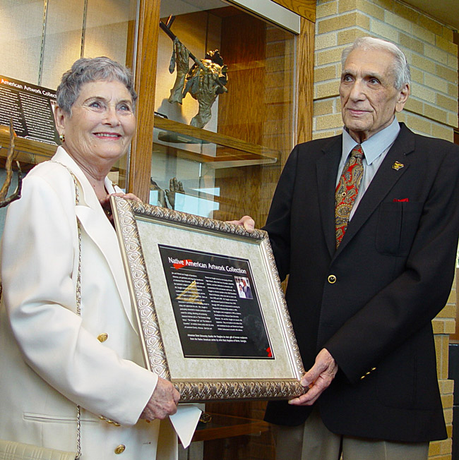 Jim and Wanda Lee Vaughn Estate Gift, Largest in A-State History, Will Create New Faculty and Student Opportunities