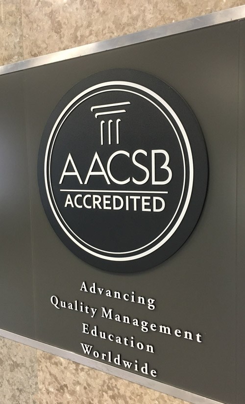 College of Business Granted Extended Accreditation