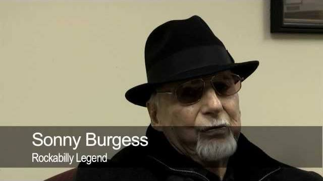 Sonny Burgess interviewed