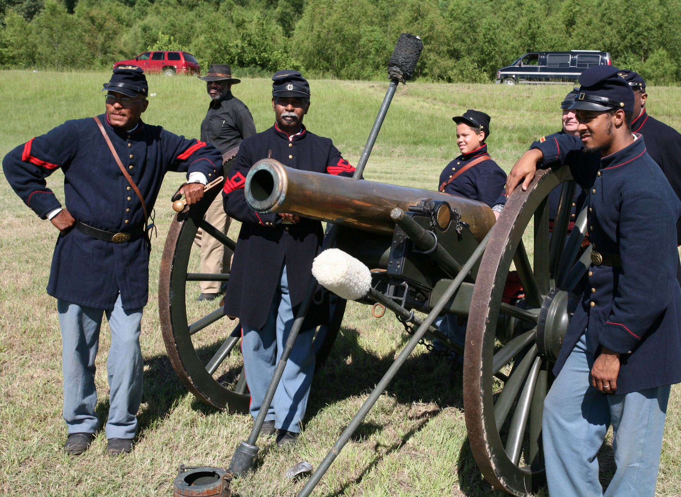 Civil War Enactors