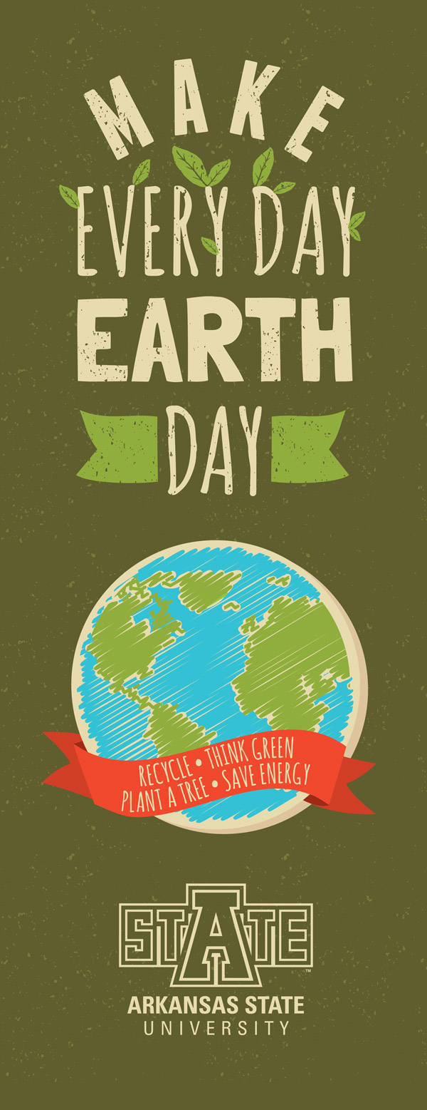 Students and Faculty to Celebrate Earth Day, April 21