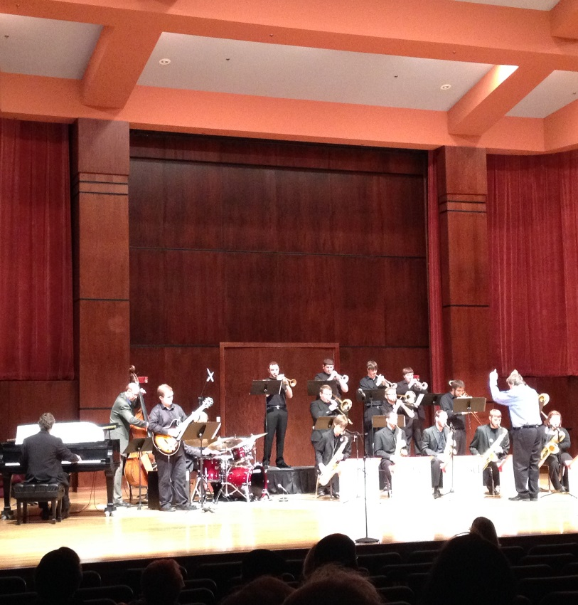 Carroll Leads Jazz Group at Clinton Center
