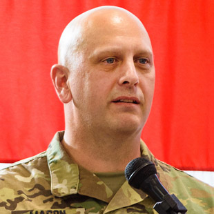 Mason Promoted to Lieutenant Colonel