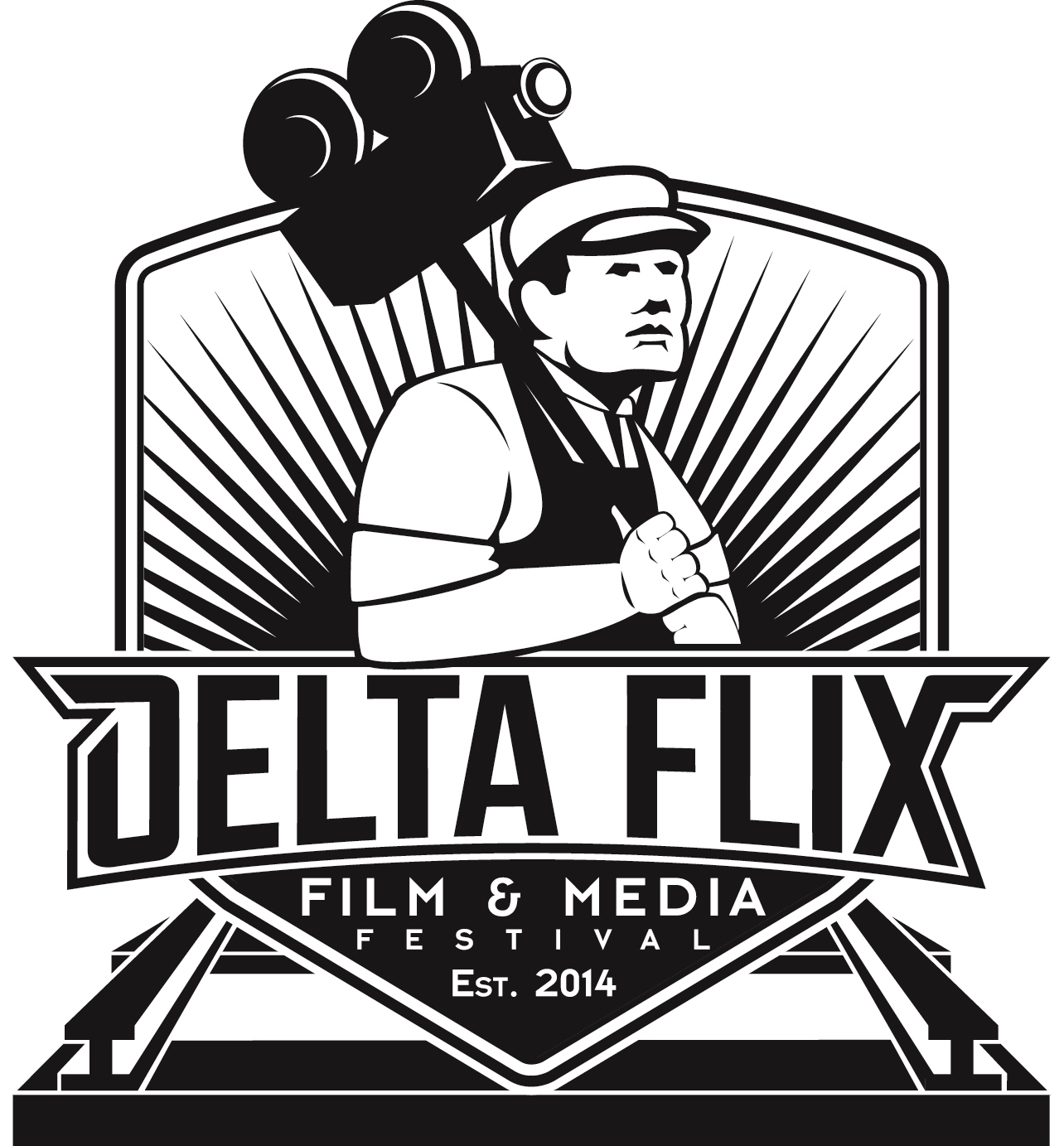 Delta Flix Film and Media Festival Logo