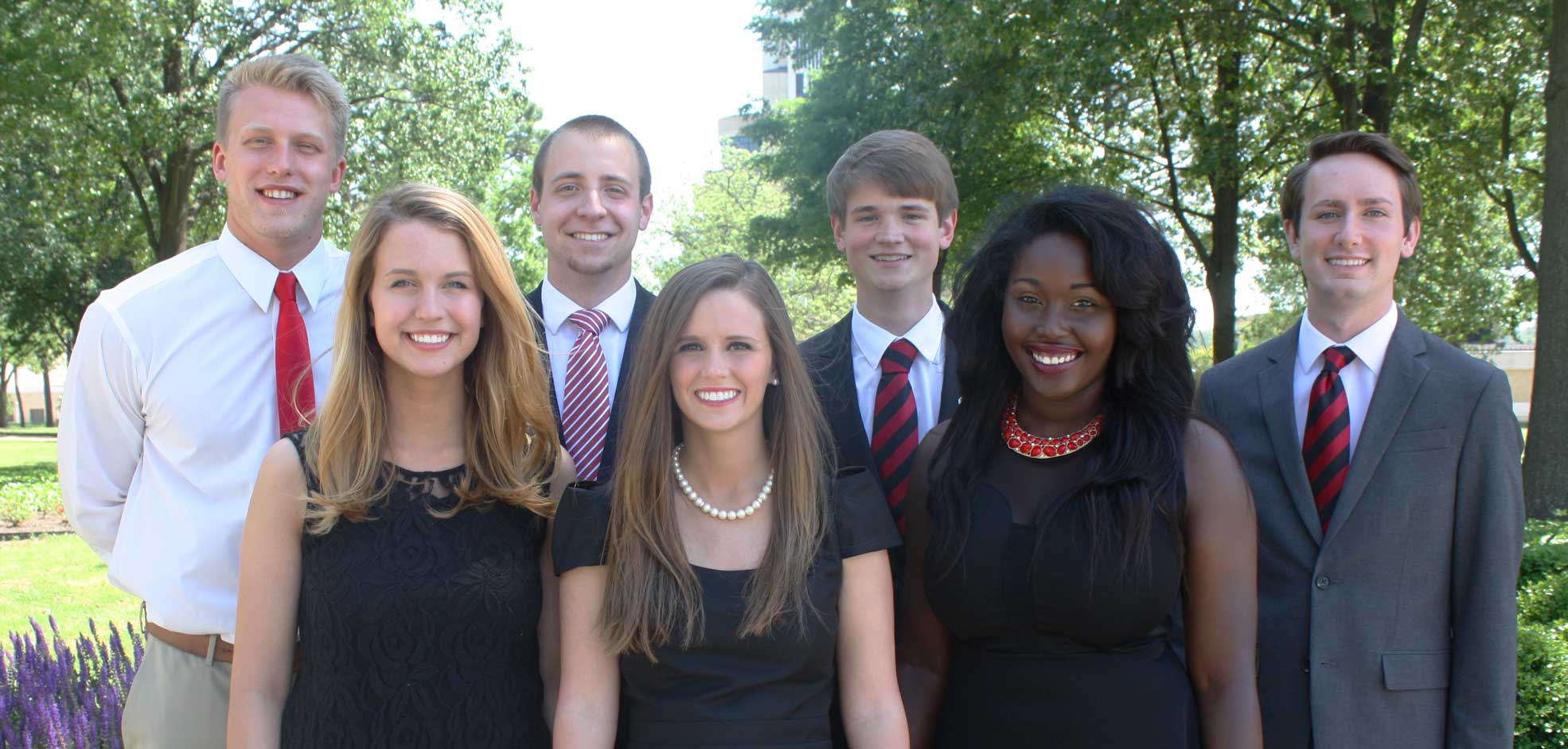 2014-2015 Student Government Association Staff