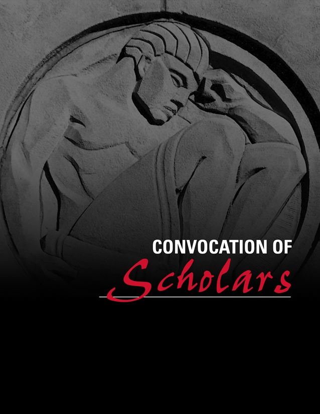 Convocation of Scholars Poster