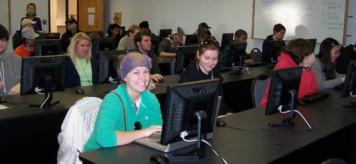 Computer Science Lab Class