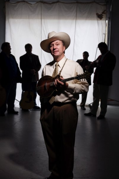 Bluegrass Monday to Feature David Davis and Warrior River Boys