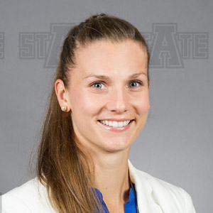 Pribyslavska Joins Exercise Science Faculty