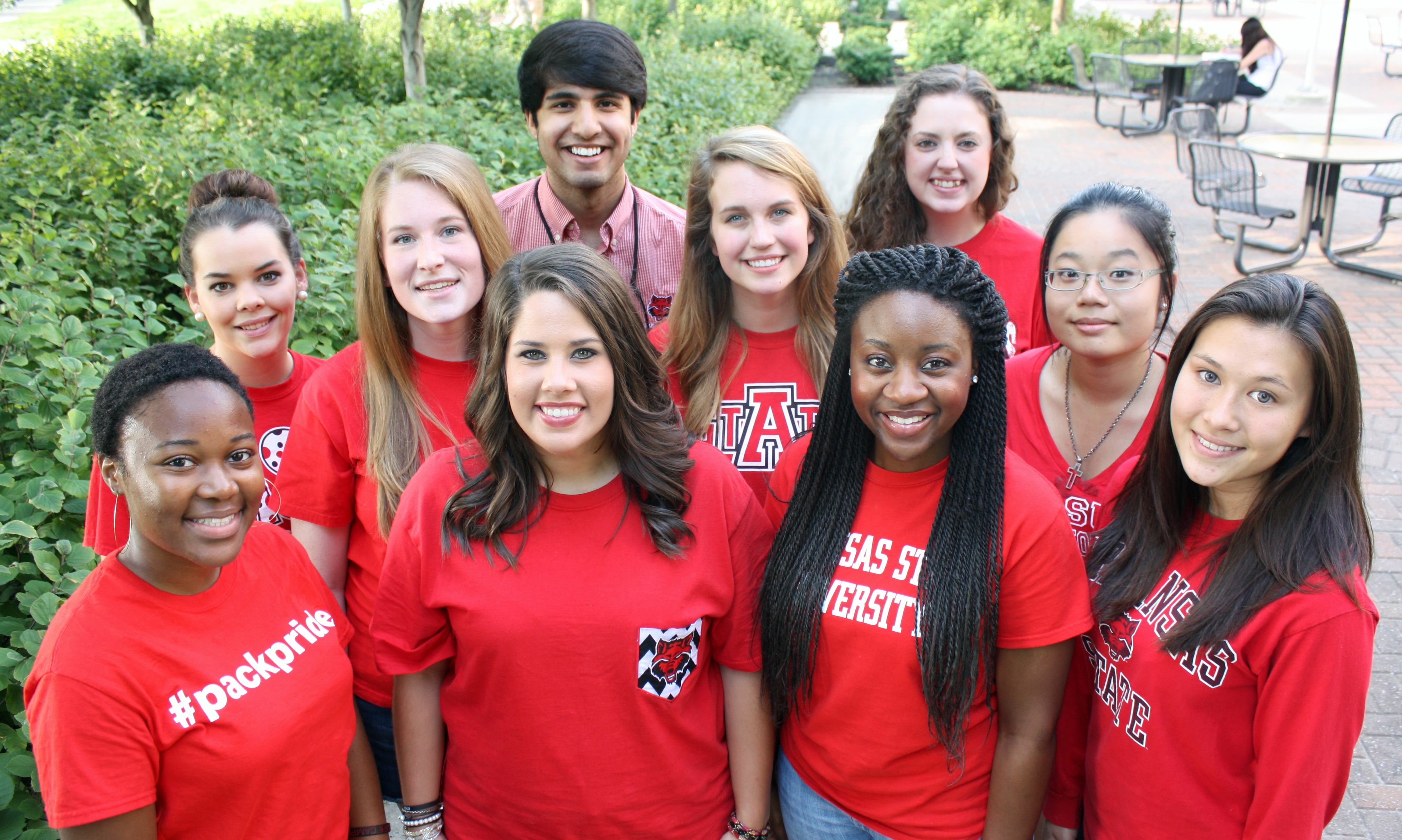 Volunteer ASU Council 2013-2014