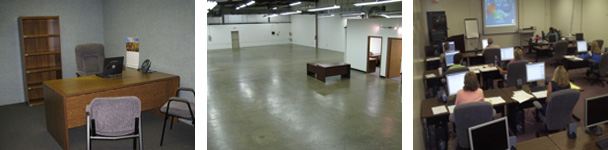 Pictures of the Center Facilities