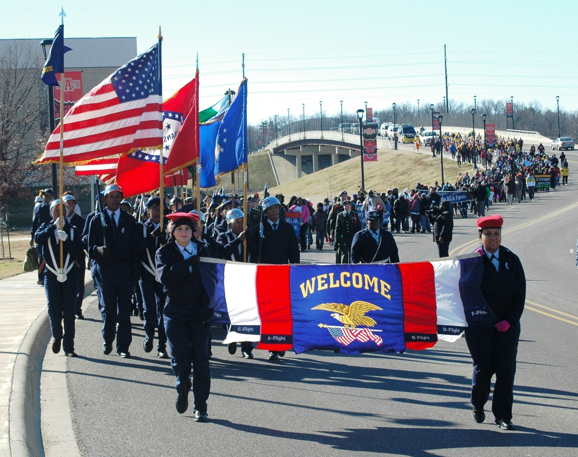 Parade: Martin Luther King Jr. Day Celebration
