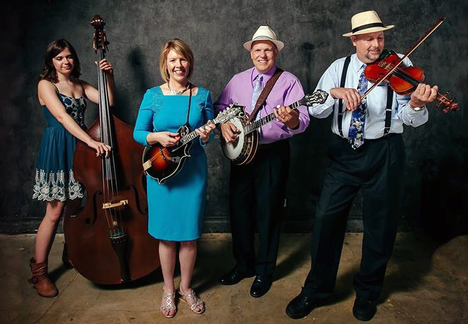 McLain Band to Perform at KASU's Bluegrass Monday Series