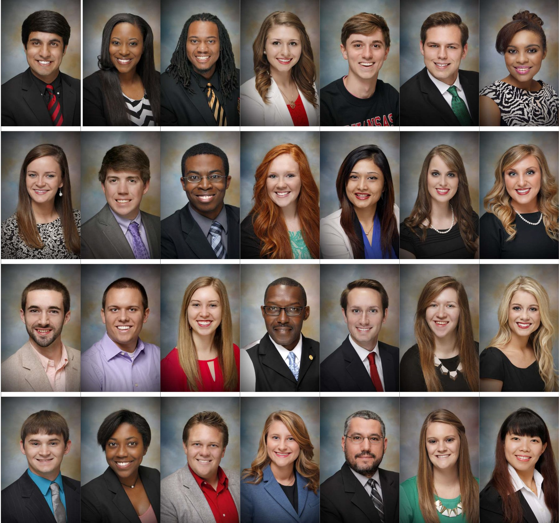 28 Outstanding Students Receive 2014 'Who's Who' Award