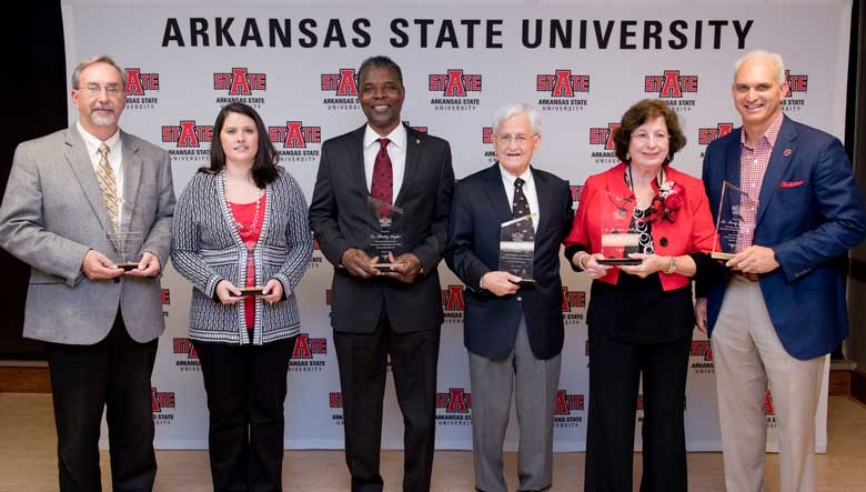 Education and Behavioral Science Honorees