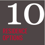 10 Residence Options