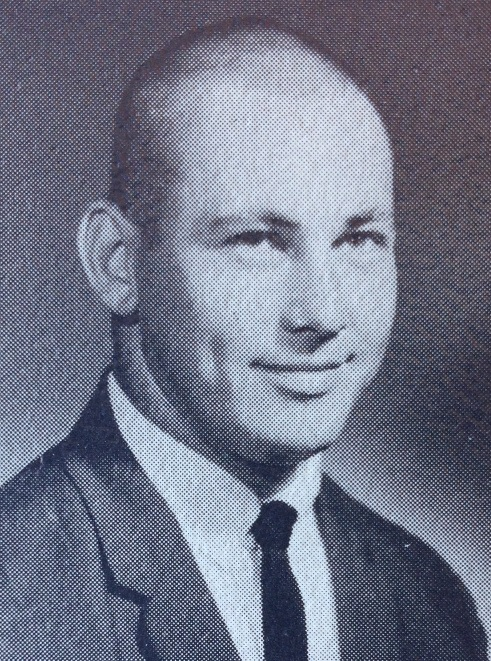 Jim Hanger, 1964 Yearbook