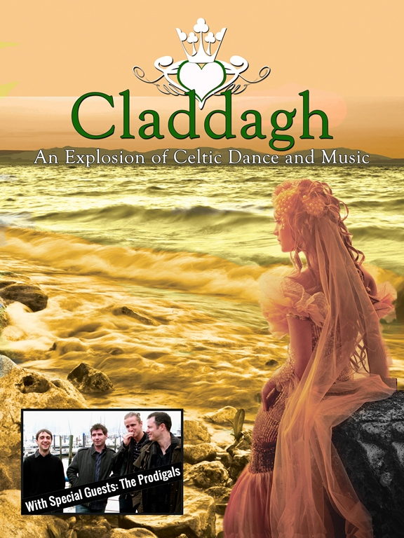 Claddagh Poster