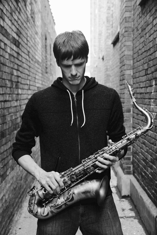 Derek Brown, 'BeatBox Sax,' in Masterclass and Concert