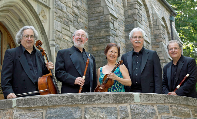 Aulos Ensemble to Perform in Lecture-Concert Series