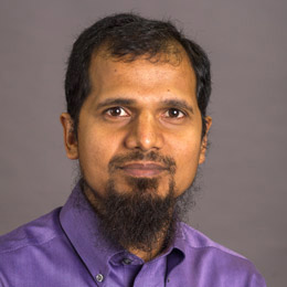 Alam Co-Authors Paper on Antibiotic Drugs