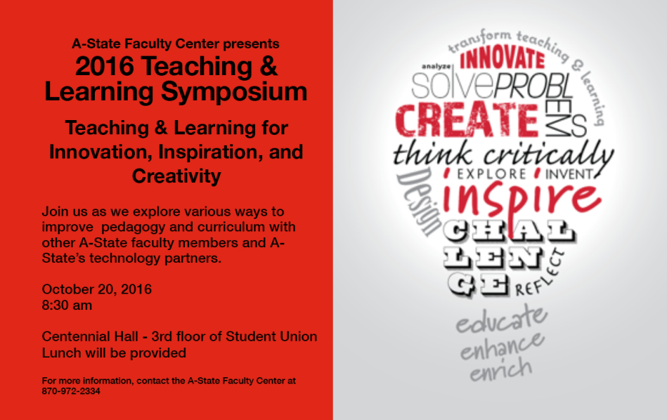 2015 Teaching and Learning Symposium
