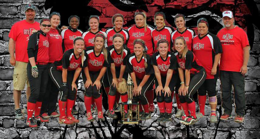 2014 Softball Team