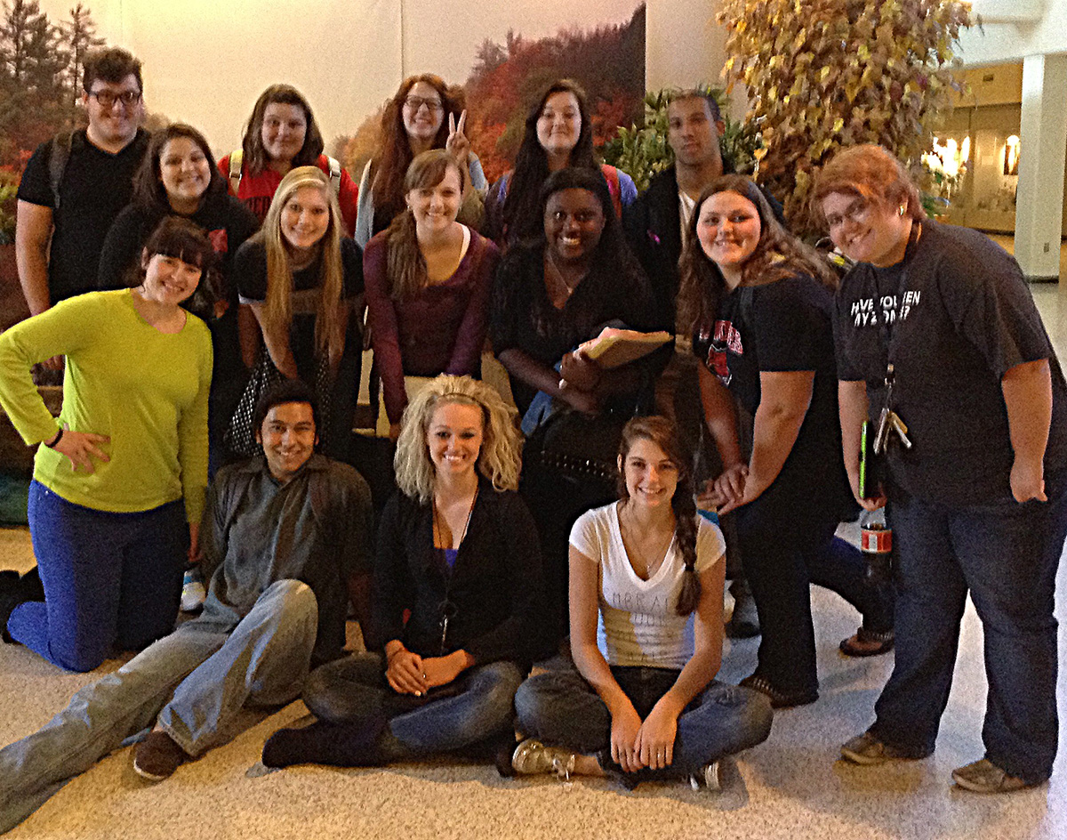 FYE Theatre Students