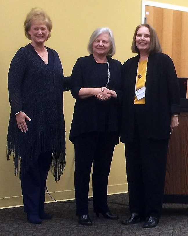 """Ruth Hawkins 67 Earns Place In Arkansas Women S Hall Of: A-State Heritage Sites, Hawkins Receive """"Friend Of"""