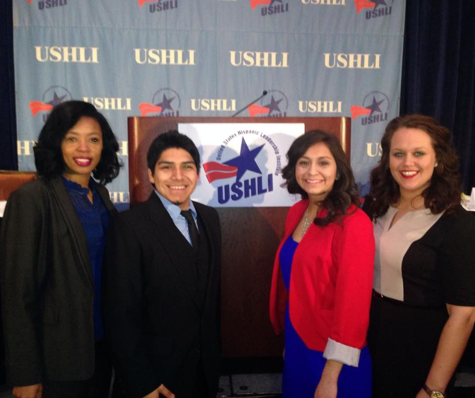 A-State Students at USHLI