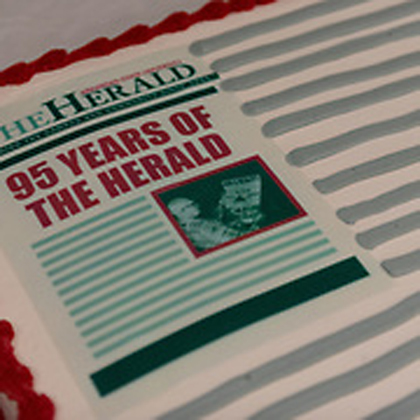 The Herald Celebrates 95th Birthday