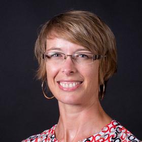 Professional Service Award: Dr. Stacy Walz