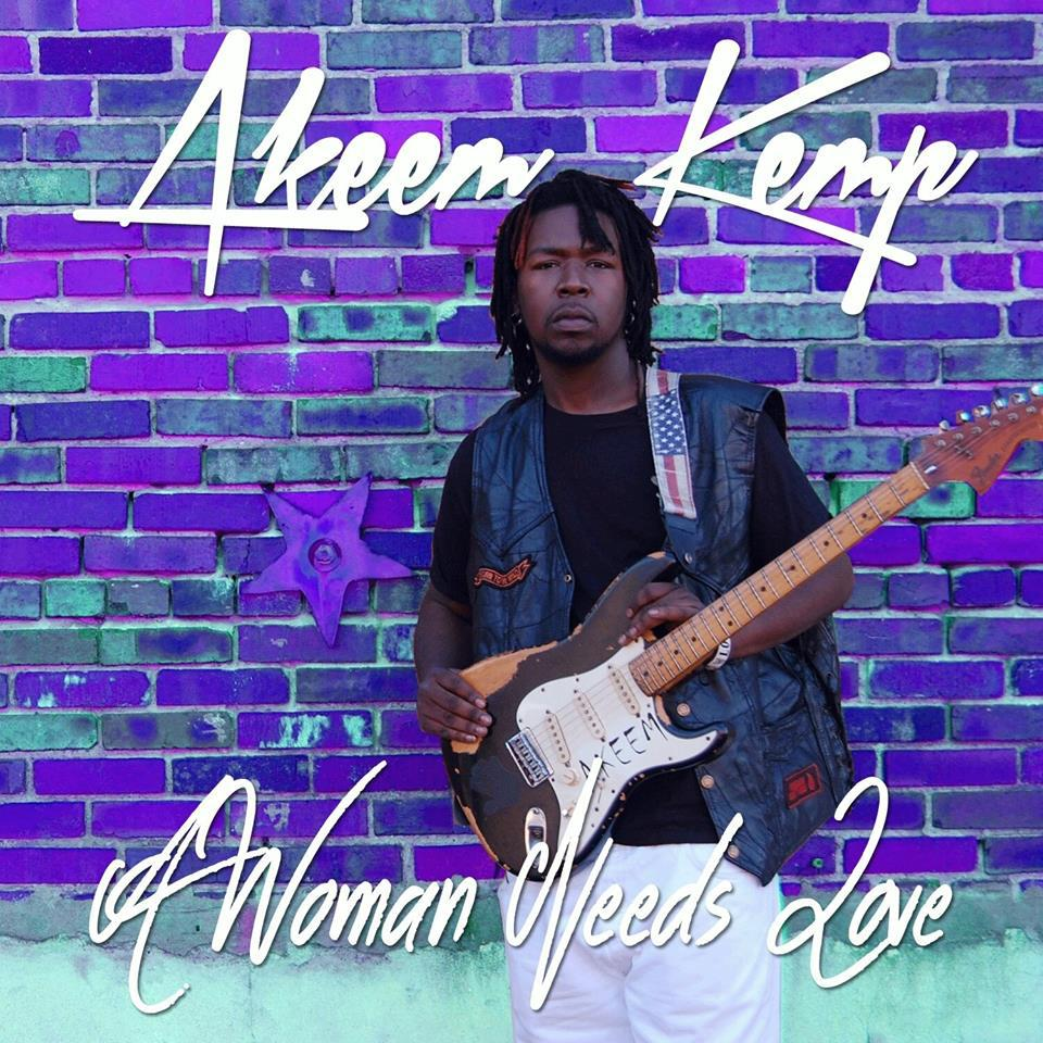 Akeem Kemp Band to Kick Off Monster Groovez Concert Series
