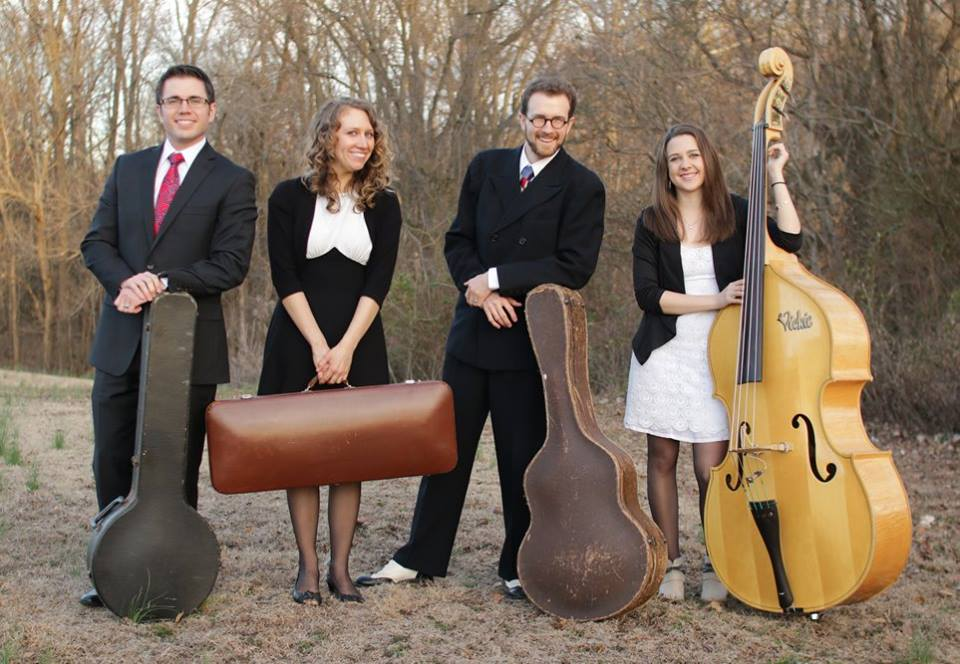KASU Bluegrass Monday to Feature High Fidelity