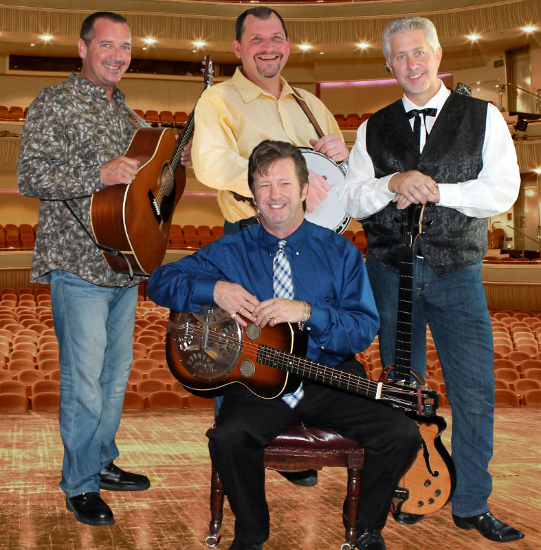 Farm Hands to Perform for Bluegrass Monday, Sept. 25