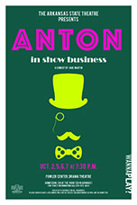 Anton in Show Business Poster