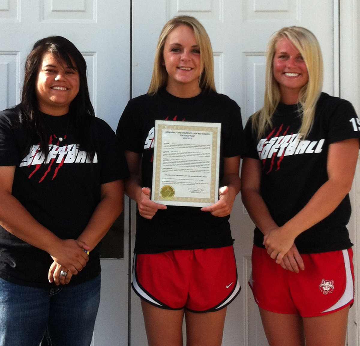 Softball Proclamation