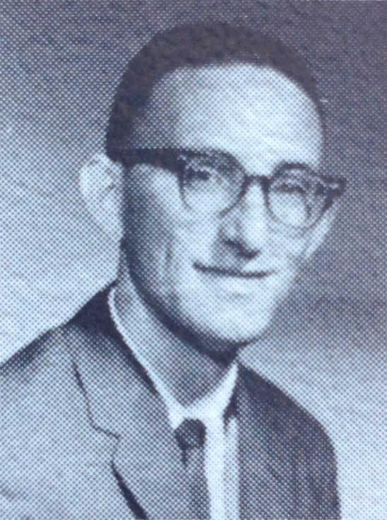 Joel Gambill, 1964 Yearbook