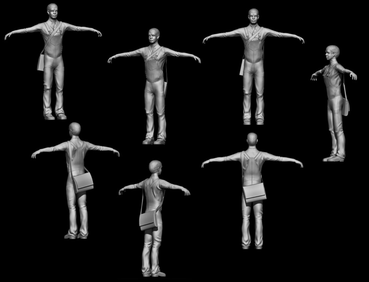 Faculty Receive Grant from NEH for Developing Avatar Creation Techniques