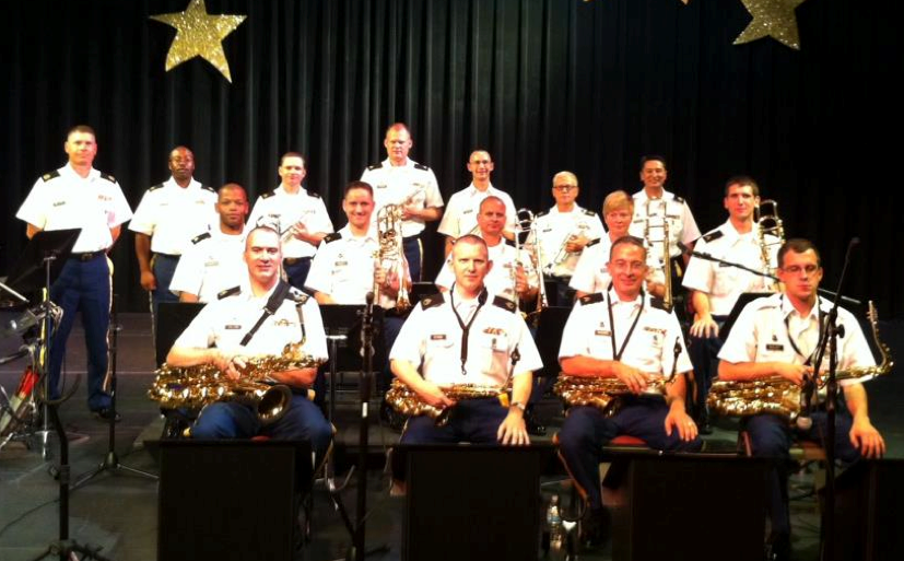 106th Army Jazz Band