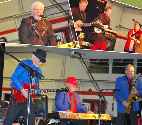 Performers at Rockabilly 2014