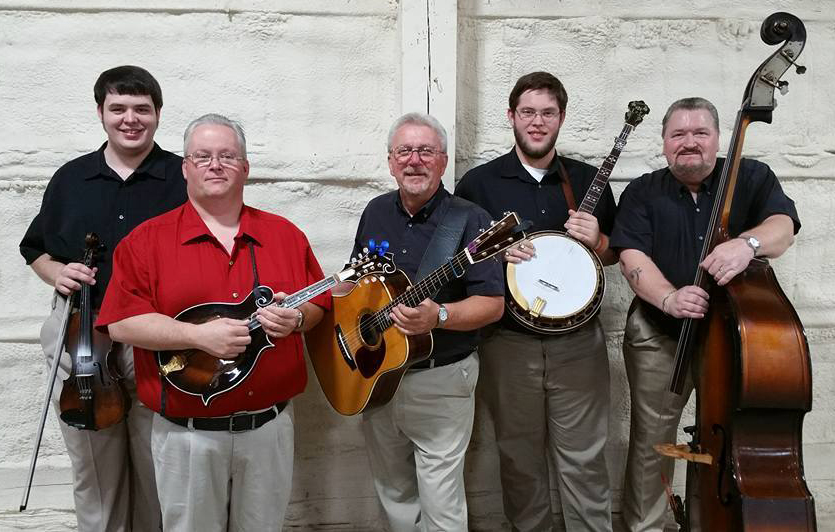 Kevin Prater Band to Perform at Next Bluegrass Monday