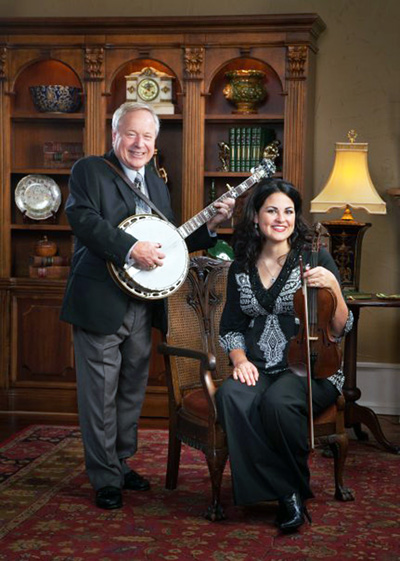 Little Roy and Lizzy Show to Perform at Bluegrass Monday