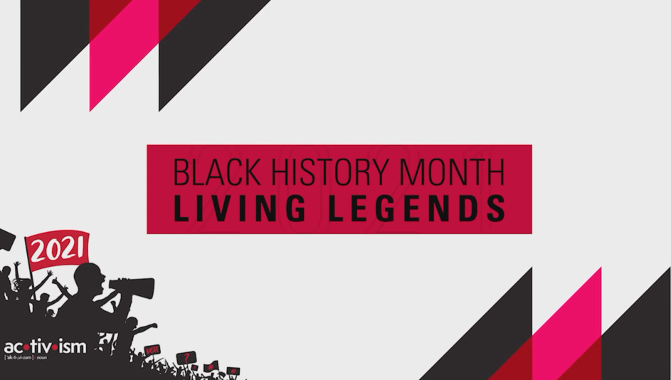 Living Legends Award Recipients Recognized during Black History Month