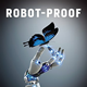 Robot Proof Book Cover